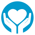 Victim care logo